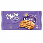 Печенье Milka Sensations, 156гр.