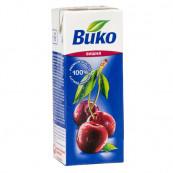 Сок Вико вишневый 0,2л.