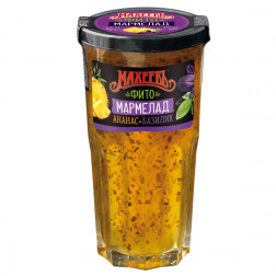 Мармелад Махеевъ ФИТО ананас+базилик, 230гр.