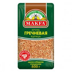 Крупа гречневая ядрица MAKFA, 800 гр