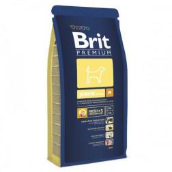 Корм для собак Brit PREMIUM JUNIOR medium, 3кг