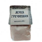 Мука гречневая POSTNO, 500 гр.