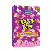 Попкорн карамель Happy Corn, 100 гр.