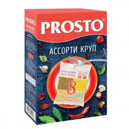 Ассорти круп Prosto (порционная), 500 гр.