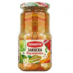 Закуска «Фермерская» Пиканта, 520 гр
