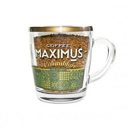 Кофе Maximus «Columbian» растворимый сублимированный, 70гр.