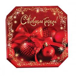 Набор конфет «Красные шары», 225 гр.