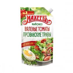 Майонез Махеевъ вяленные томаты/прованские травы 50,5%, 380гр.