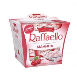 Конфеты Raffaello с малиной, 150гр.
