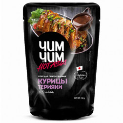Соус для курицы терияки, 150 гр
