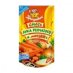 Приправа «Приправыч» смесь лука репчатого и моркови, 60гр.