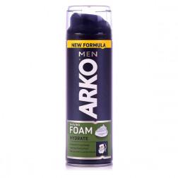 Пена для бритья ARKO Hydrate, 200мл.
