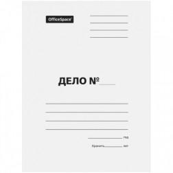 Папка картонная Дело А4 280г/м