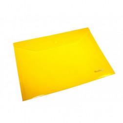 Папка-конверт с кнопкой A4