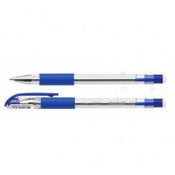 Ручка гелевая в асс-те пиши-стирай синяя