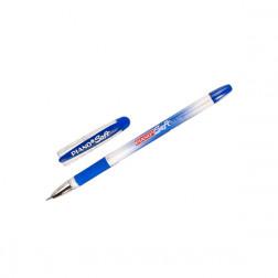 Ручка шариковая синяя в ас-те