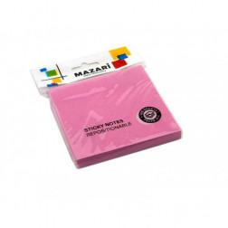 Стикер Mazari 100 л. (розовый)