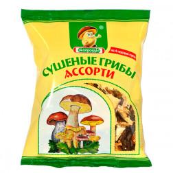 Грибы сушенные ассорти «Экопродукт», 50гр