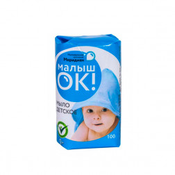 Мыло детское Меридиан, 100 гр