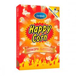 Попкорн сладко-соленый Happy Corn, 100 гр.