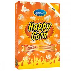 Попкорн сырный Happy Corn, 100 гр.