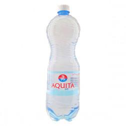 Вода питьевая AQUITA Газ,1,5л.