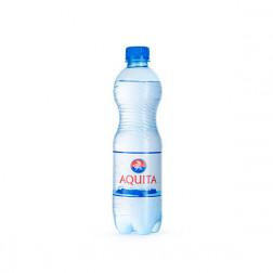 Вода питьевая AQUITA Газ, 0,5л.