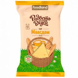 Сыр Радость Вкуса Маасдам 45%, 250гр.