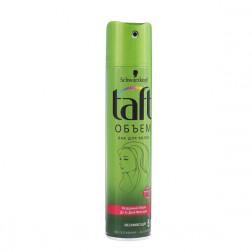 Лак для волос Taft (5) объем мегафиксация, 225мл