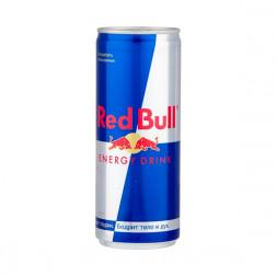 Напиток RED BULL газ, 0,25л.