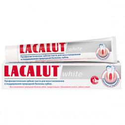 Зубная паста Lacalut White, 75 мл.