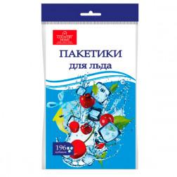 Пакеты для льда с гидроклапаном
