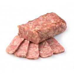 Мясо свиных голов, (цена за кг, средний вес 350-500 гр.)