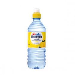 Вода питьевая Детская Пилигрим лимон, 0,5л