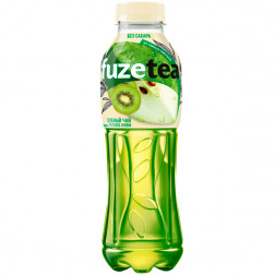 Холодный чай FuzeTea зеленый «Яблоко-киви», 1,5 л.