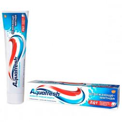 Зубная паста Aquafresh освежающе-мятная, 100 гр.