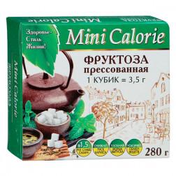 Фруктоза прессованная (рафинад) Mini Caloriе, 0,28кг.