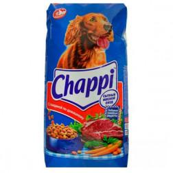 Сухой корм для собак Chappi мясное говядина по-домашнему, 15 кг