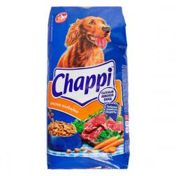 Сухой корм для собак Chappi мясное изобилие, 15 кг