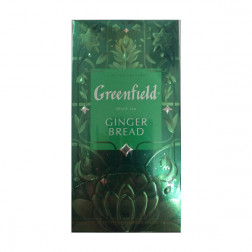 Чай Greenfield «Ginger Bread», 25 пак