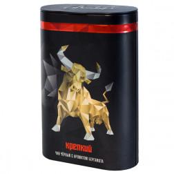 Чай «Крепкий» черный Bonton бергамот, 100 гр.