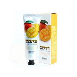 Увлажняющий крем для рук с экстрактом манго Jigot, 100 мл.