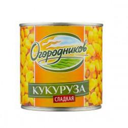 Кукуруза Огородников сладкая нежная 340 гр.