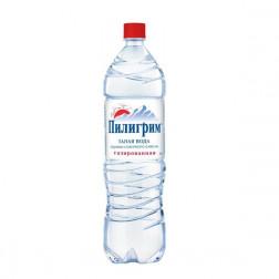 Вода минеральная питьевая газированная Пилигрим, 1,5л
