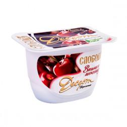 Десерт творожный «Вишня-шоколад», 125 гр