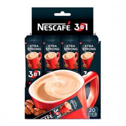 Кофе Nescafe 3 в 1 Экстра Крепкий, 20пак