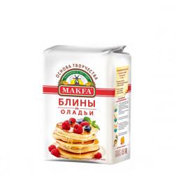 Мука пшеничная Макфа «Блины и оладьи», 1кг.