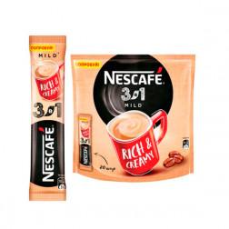 Кофе Nescafe 3 в 1 Мягкий, 20пак