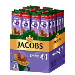 Напиток кофейный Jacobs 4в1 Шоколад 24пак.
