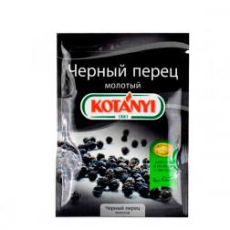 Перец черный молотый KOTANYI, 20гр.